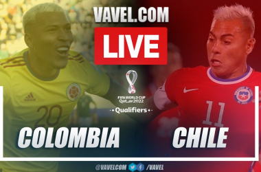 Goals and Highlights: Colombia (3-1) Chile in Qualifiers Qatar 2022