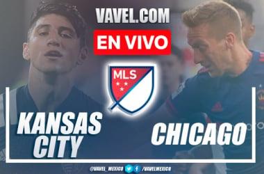 Goles y Resumen del Kansas City 2-0 Chicago en la jornada 24 de la MLS  2021