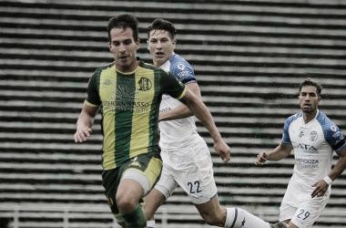 Aldosivi quiere dejar los puntos en casa (Foto: Vavel Argentina)