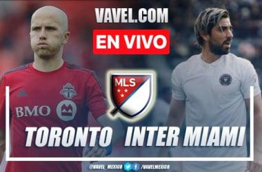 Goles y Resumen del Toronto 0-1 Inter Miami en la MLS 2021