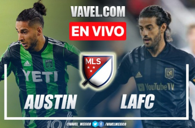 Goles y Resumen del Austin 1-2 LAFC en la MLS 2021