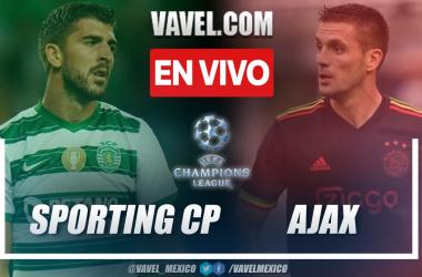 Resumen y goles: Sporting Lisboa 1-5 Ajax en la fecha 1 por Champions League 2021-22