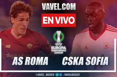 Resumen y goles: AS Roma 1-5 CSKA Sofia en la fecha 1 por Champions League 2021-22
