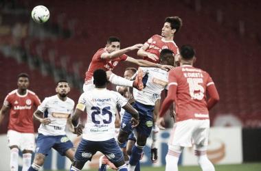 Gol e melhores momentos de Internacional 1 x 0 Fortaleza pelo Campeonato Brasieliro