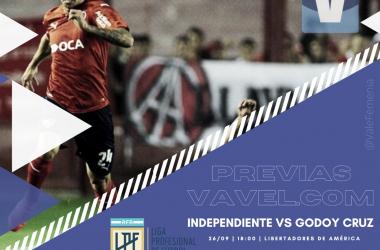 El Tomba visita a Independiente en un duelo difícil, los de Falcioni vienen de ganarle de visitante a Huracan.