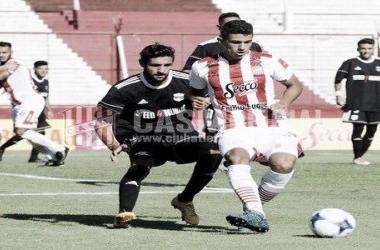 Imagen del último partido. Fuente: San Martín de Tucumán prensa.