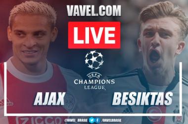 Gols e melhores momentos de Ajax 2 x 0 Besiktas pela Champions League