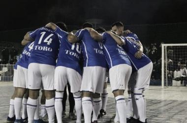 Importante victoria para seguir soñando. Foto: Prensa CDGCAT.