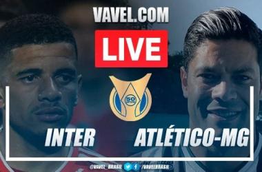 Gol e melhores momentos Atlético-MG x Internacional pelo Campeonato Brasileiro (1-0)