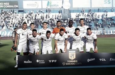 San Lorenzo y Atl. Tucumán igualaron en 0