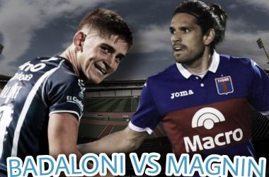 Tomas Badaloni vs Pablo Magnin: Los 9 de área