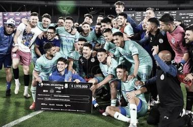 El Tomba se mete a las semifinales de la Copa Argentina