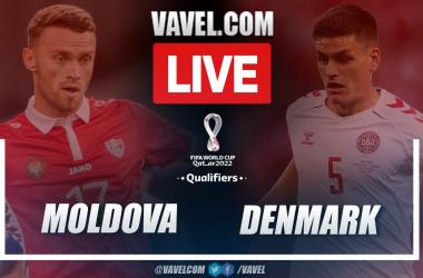 Goals and Highlights: Moldova (0-4) Denmark in European Qualifiers 2021