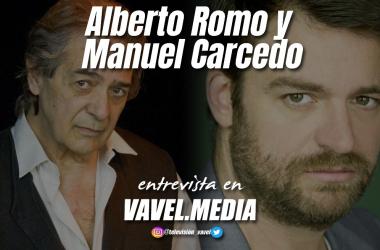 """Entrevista a Manuel Carcedo y Alberto Romo: """"Venir a ver esta función es ponerse en contacto directo emocionalmente con lo que es el teatro """""""