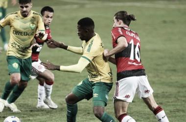 Melhores momentos de Flamengo 0 x 0 Cuiabá pelo Campeonato Brasileiro (0-0)