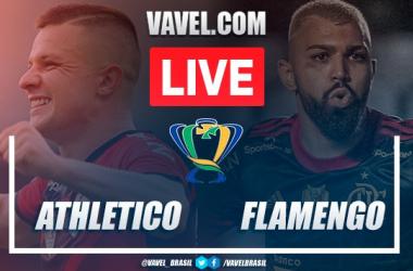 Gols e melhores momentos de Athletico-PR 2 x 2 Flamengo pela Copa do Brasil