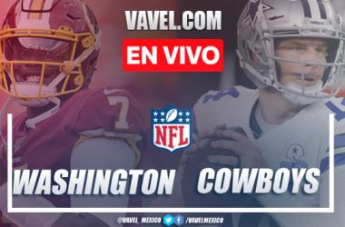 Resumen y Touchdowns del Washington 41-16 Cowboys en la semana 12 NFL 2020