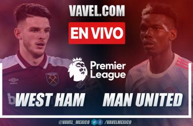 Resumen y goles: West Ham 1-2 Manchester United en Premier League 2021-22