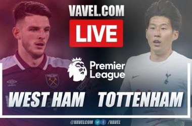 Highlights and goals: West Ham 1-0 Tottenham in Premier League 2021-22