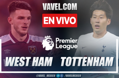 Resumen y gol: West Ham 1-0 Tottenham en Premier League 2021-22