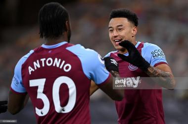 Wolves 2-3 West Ham: Sizzling Irons keep European tour dreams alive