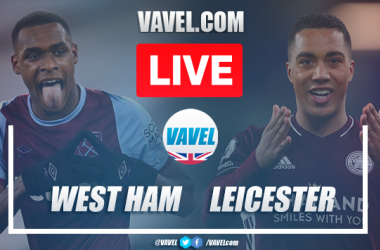 As it happened: West Ham United 3-2 Leicester City