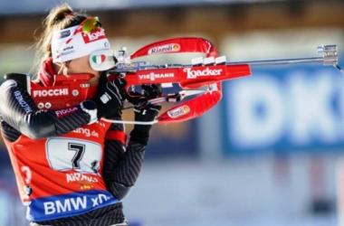 PyeongChang 2018 - Biathlon, staffetta femminile: oro alla Bielorussia, Italia nona - Foto Michele Galoppini