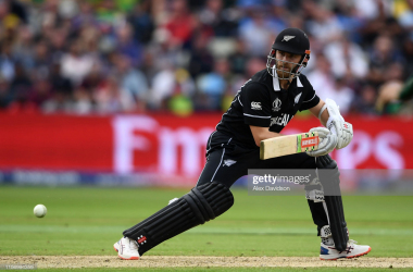 2019 Cricket World Cup: Majestic Williamson guides Kiwis to nervy victory over South Africa