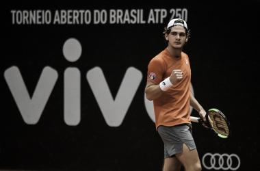Foto: Alexandre Carvalho/DGW Comunicação/Brasil Open