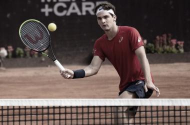 Thiago Wild bate Londero em Santigo e avança pela primeira vez às quartas de um torneio ATP