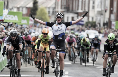 Kristen Wild wlll be dangerous on the sprint stages / Cycling Weekly