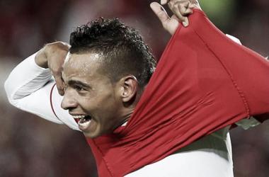 Wilder Medina nuevo jugador de Águilas Pereira