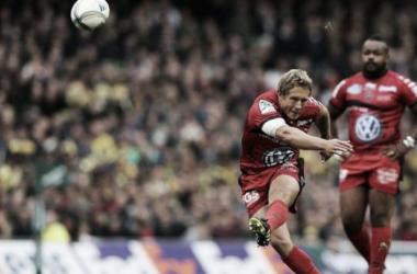 Jonny Wilkinson, figura del campeón Toulon (Foto: Sky Sports)