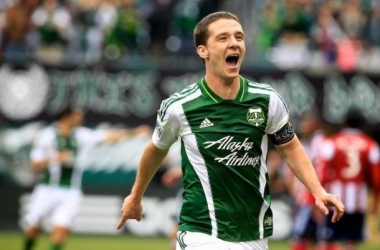 Captain Will Johnson is back for the Portland Timbers. Photo provided by Thomas Boyd-The Oregonian