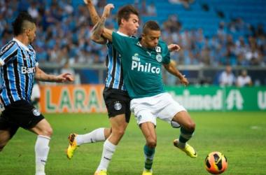 William Matheus chega ao Verdão para disputar posição com Juninho (Foto: Divulgação)
