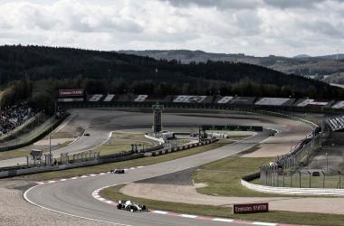 GP Eifel: FP3, la única prueba