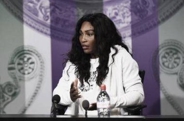 """Serena Williams: """"No siento ningún tipo de presión"""""""