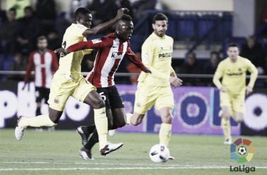 Villarreal - Athletic: puntuaciones del Athletic, vuelta de octavos de la Copa del Rey