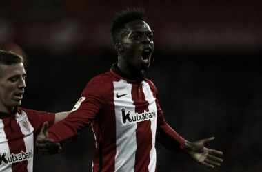Lesión de Iñaki Williams