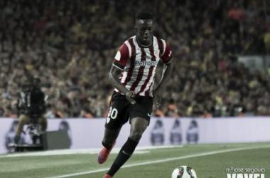 Iñaki Williams encabeza la lista de Ziganda para recibir al Dinamo