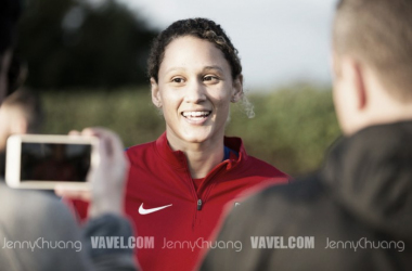 Lynn Williams is the latest addition to the USWNT roster   Source: Jenny Chuang - VAVEL USA