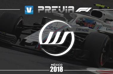 Previa Williams en el GP de México 2018: un reto que superar
