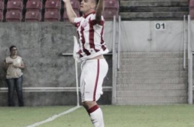 Timbu conseguiu a única vitória de todo o campeonato e assume liderança com três pontos (Foto:Willian Gaúcho/Instagram)
