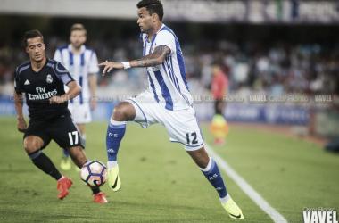 Willian José marca, pero la Real no gana