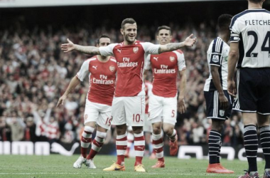 """Wilshere: """"I'm still learning with every game I play"""""""