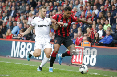 <div>(Photo by Robin Jones - AFC Bournemouth/AFC Bournemouth via Getty Images)</div>