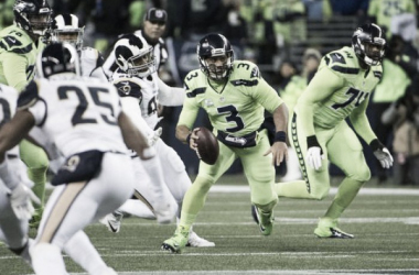 Russell Wilson leads Seattle Seahawks to victory. | Photo: USA Today Sports