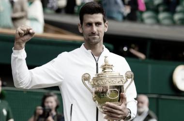 """Djokovic relembra marcas históricas após mais um título de Wimbledon: """"É uma honra e privilégio"""