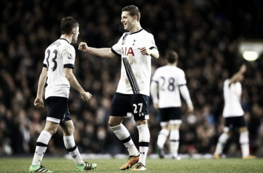 Kevin Wimmer and Ben Davies could both provide crucial defensive cover for Tottenham ahead of the forthcoming season. [Image courtesy of: http://static.standard.co.uk/s3fs-public/styles/story_large/public/thumbnails/image/2016/02/11/12/Wimmer.jpg]