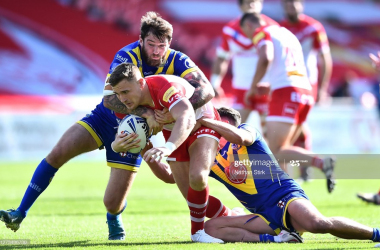 Warrington Wolves 20-18 St Helens: Holders show grit to progress in Challenge Cup